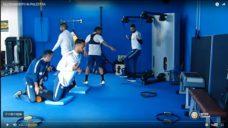 【肉離れを防ごう!】インテルも実践!効果実証されたノルディック・ハムストリング・カールの写真