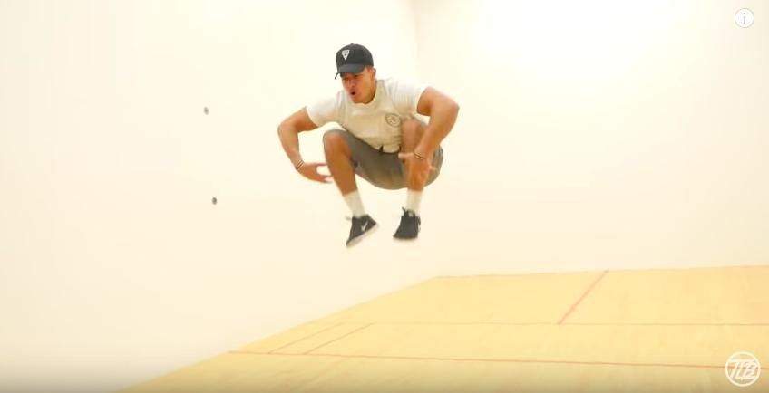 【スマホ1つで!】いつでもどこでも!ジャンプ力を高める自重サーキットの写真