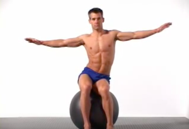 【プレー中の運動パフォーマンスアップ!】骨盤をコントロールするトレーニングの写真