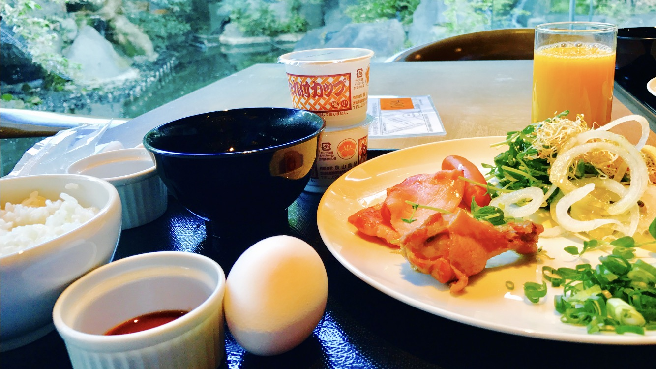 寮生活の食事を自分に合ったものに変えるアレンジ食の写真