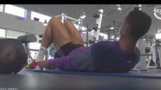 クリスティアーノ・ロナウドの腹筋を取り入れよう!腹斜筋肉・腹横筋・腹直筋の写真