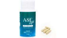 【体づくりが上手くいかないアスリートにオススメ!】栄養の消化・吸収を意識したサプリメント『 ASE Light 』の写真