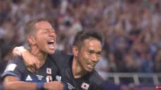【ワールドカップ杯出場決定!】サッカー日本代表オーストラリア代表に2−0で勝利<アジア最終予選>の写真