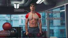 【鍛える筋肉を明確にして効果を高めよう!】肩を鍛えるサイドレイズの写真