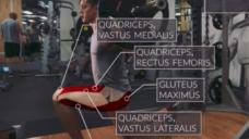 【鍛える部位を明確にしようシリーズ!】ランジトレーニングで下半身を鍛えよう!の写真
