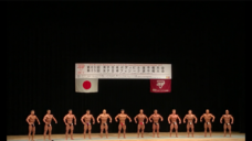 【2017日本男子ボディビル選手権】結果発表と全フリーポーズ動画をご紹介!の写真