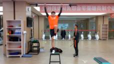 【ハイボールへのパンチングを養おう!】GKにオススメなジャンプ力と空中での安定力の写真