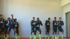【プレー動作の中で体幹を強化しよう!】U-17ブラジル代表実践|フィジカル強化トレーニングの写真