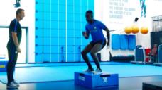 【インテルのトレーニングで自分のキレをチェックしてみよう!】意外と横の動きに弱いかも?の写真