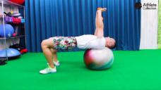 【力強いプル動作を養おう!】ストレートアームプルオーバーの写真
