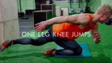 【片足でも爆発的なパワーとスピードを生み出そう!】難易度高いがオススメの自重トレーニングの写真