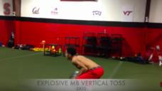 【瞬発力UPにオススメ!】アメフト選手の爆発的なパワーを養うトレーニング!の写真