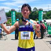 24時間走世界選手権チャンピオン「鉄人ランナー」石川佳彦