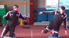 【キックの安定感を高めよう!】ケツで体を支る軸足トレーニングの写真