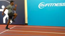 【速く走る技術を養う!】元スプリンター実践|足の回転スピード意識したトレーニングの写真