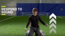 【動き出しのリアクションを養おう!】股関節の動きを意識したリアクションドリルの写真