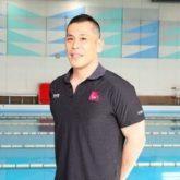元日本代表スイマー「マスターズ水泳世界記録保持者」今井亮介
