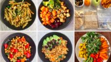 【タンパク質摂取の幅を広げよう!】スペイン「ヴィーガン選手」の食事の写真