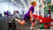 イングランドにおける女子サッカー選手のトレーニング事情の写真