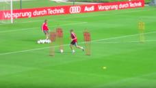 【サッカーにおける動きの質を高めよう!】身体の動かし方とテクニックを同時に養うトレーニングの写真