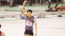 【サポート契約締結】陸上4x400mR日本代表 若林康太(わかばやしこうた)選手の写真