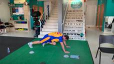 【サーキットトレーニングで追い込もう!】ブラジルフットサル選手実践40分メニューの写真