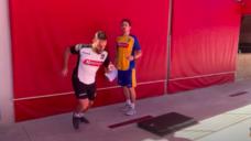 ブラジル選手のトレーニングを参考に自宅トレーニングをしよう!の写真