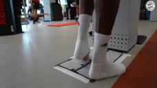 【バイエルン実践】足裏をほぐして股関節の可動域向上や内臓疲労の改善に努めよう!の写真