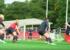 【鋭い切り返し動作を養おう!】イングランド女子代表選手実践-リアクションドリル